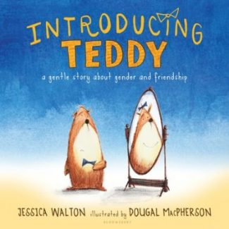 Introducing Teddy book cover art
