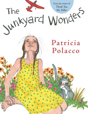 The Junkyard Wonders book cover art
